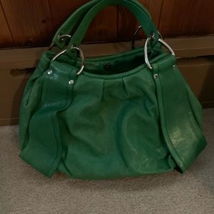 Kooba leather used purse/bag